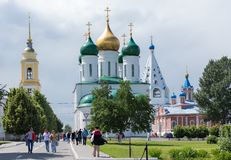 Kolomna Royalty Free Stock Photo