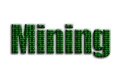 kolonel Inskrypcja teksturę fotografia która przedstawia zielonego binarnego kod, zdjęcia royalty free