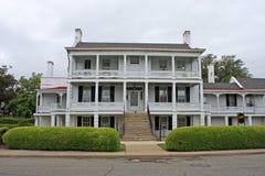 Koloniaal Huis Stock Afbeelding