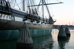 Koloniaal schip 2 Royalty-vrije Stock Afbeeldingen