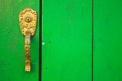 kolonial dörrspanjorstil Royaltyfria Foton