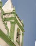 Koloniale Barokke Kerk Natal Brazil Royalty-vrije Stock Foto's