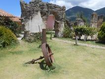 Koloniale ruïnes Stock Afbeeldingen