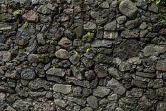 Koloniale steen doorstane achtergrond stock fotografie