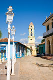 Kolonialmitte, Trinidad Stockfotos