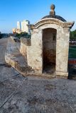 Kolonialna wieżyczka Zdjęcie Stock