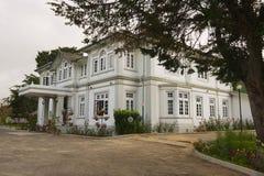 Kolonialny architektura budynek w Nuwara Eliya, Sri Lanka Obraz Stock