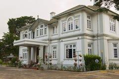 Kolonialny architektura budynek w Nuwara Eliya, Sri Lanka Zdjęcia Royalty Free