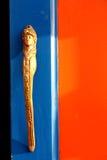 kolonialny drzwiowy spanish zdjęcia royalty free