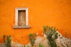 kolonialny kolor Mexico Zdjęcia Royalty Free
