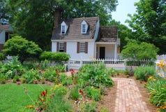 kolonialny Williamsburg Obraz Royalty Free