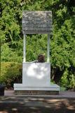 kolonialny wodny well Obrazy Stock