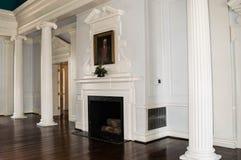 Kolonialraum-altes Börsengebäude - Charleston, South Carolina Stockbild