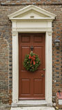 KoloniinvånarePhiladelphia dörröppning arkivfoto