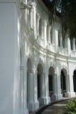 kolonista budynku. Fotografia Royalty Free