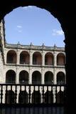 kolonista budynku. Zdjęcia Stock
