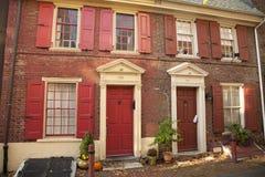 Kolonista Filadelfia Obrazy Royalty Free
