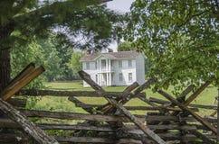 Kolonisty Domowy punkt zwrotny w Missouri miasteczku Zdjęcia Royalty Free