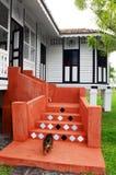 Kolonisty stylowy bungalow w Malezja Zdjęcie Royalty Free