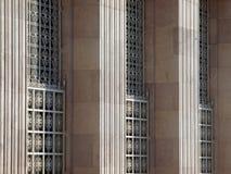 Kolonnade Stockfotografie