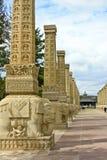 kolonnade Stockbilder