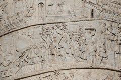 Kolonnen för Trajan ` s royaltyfri foto