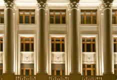 kolonner Royaltyfri Fotografi