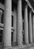 kolonner arkivbild