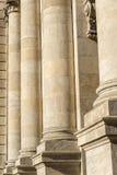 Kolonner av rättvisa Royaltyfri Foto