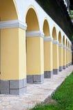 kolonnområde Royaltyfri Fotografi
