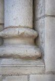 Kolonnsockel Royaltyfri Fotografi