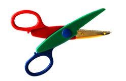 Kolorów nożyce dla hobby zdjęcie royalty free