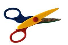 Kolorów nożyce dla hobby zdjęcia stock