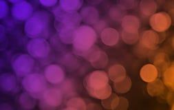 kolorów abstrakcjonistyczni światła Fotografia Royalty Free