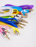 Kolorów druty z prymkami Zdjęcia Stock