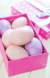 Kolorów jajka Obrazy Stock
