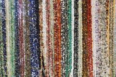kolorów klejnotów kopaliny kolekcja Obraz Royalty Free