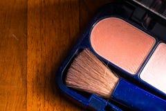 kolorów kosmetyków oka twarzy muśnięcia piękno e Obrazy Royalty Free
