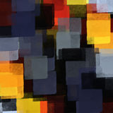 kolorów kształty Zdjęcie Royalty Free