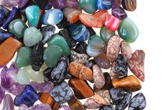 kolorów naturalni kopalni klejnoty fotografia royalty free