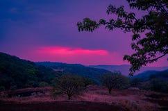 kolorów natury Obraz Royalty Free