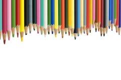 Kolorów ołówki ilustracja wektor