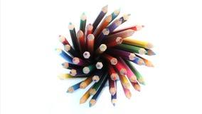 Kolorów ołówki zbiory