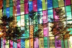 kolorów okno Obrazy Stock