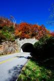 kolorów spadek góry tunel Obraz Royalty Free