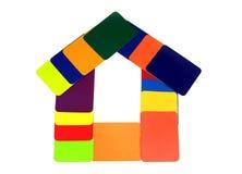 kolorów swatches zdjęcie royalty free