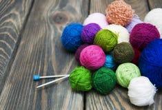 Kolorów woolen gejtawy Zdjęcie Royalty Free