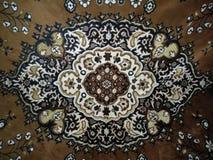 Kolorów wzory na dywanach zdjęcie royalty free