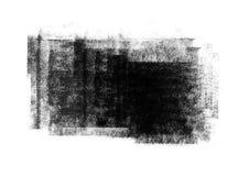 Kolor łat grafiki muśnięcia uderzeń projekta skutka element dla tła Obraz Stock