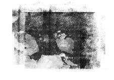 Kolor łat grafiki muśnięcia uderzeń projekta skutka element dla tła Zdjęcia Stock